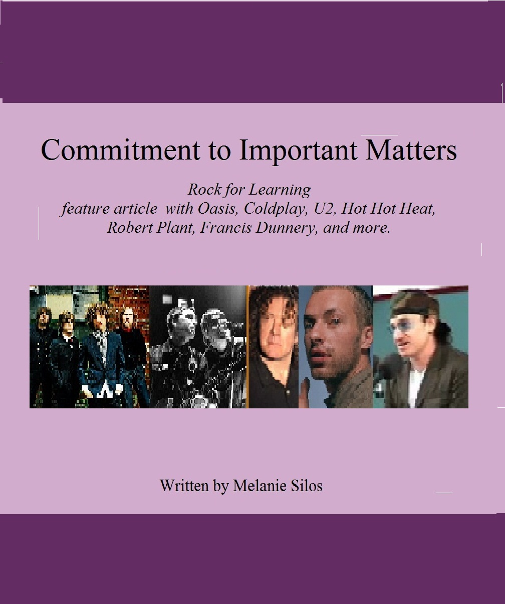 Commitment to Important Matters & Valued Aims - Ebook, New Moon Publishing.