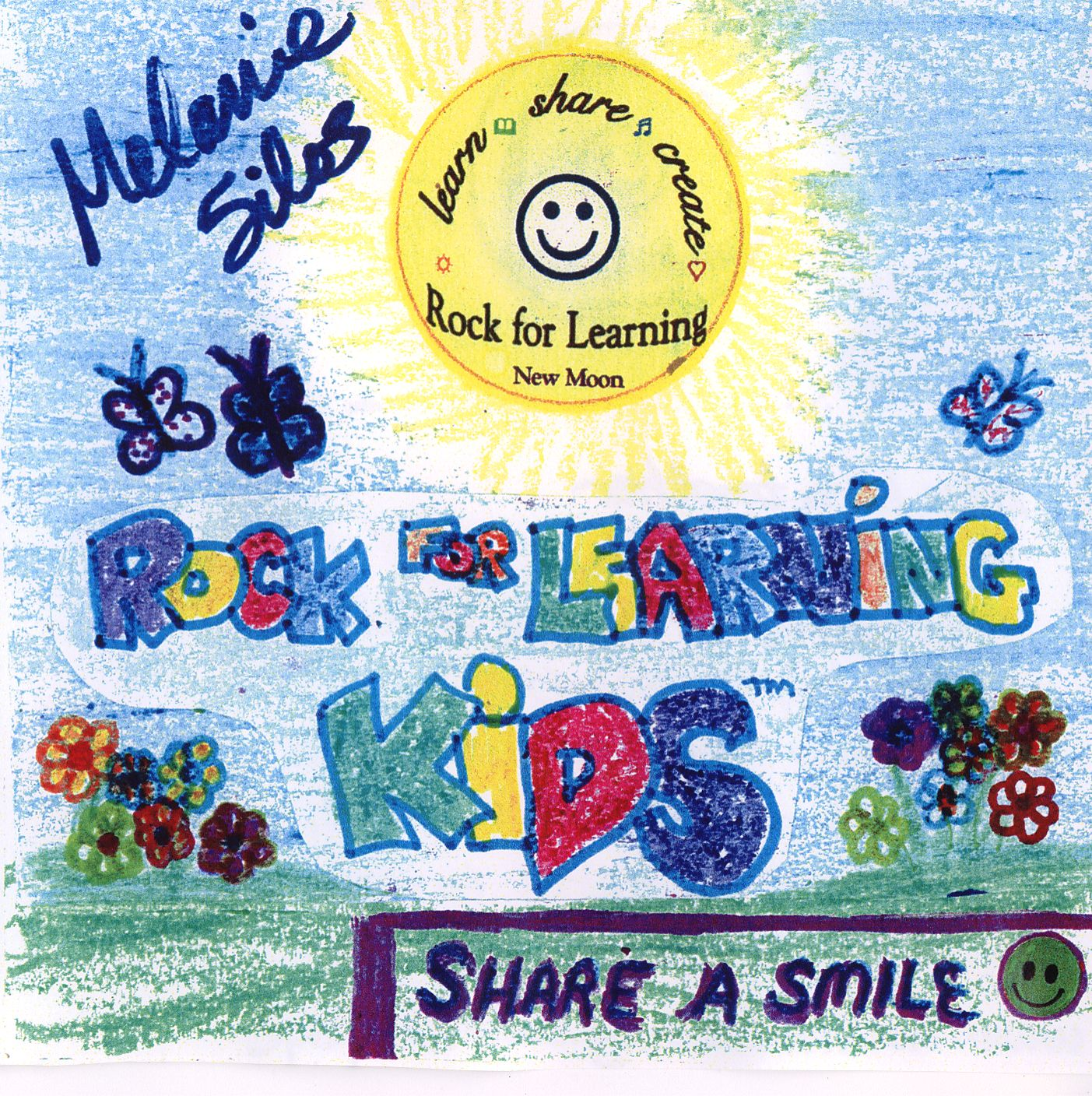 Rock for Learning Kids - music for infants, toddlers to teens and up, to inspire learning and learning to love... Get it here!